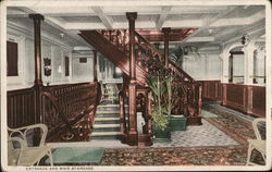 Entrance and Main Staircase