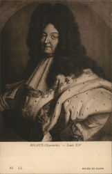 Louis XIV by Rigaud