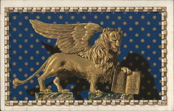 Lion of Saint Mark Postcard