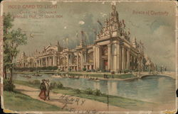 Palace of Electricity, World's Fair, St. Louis 1904