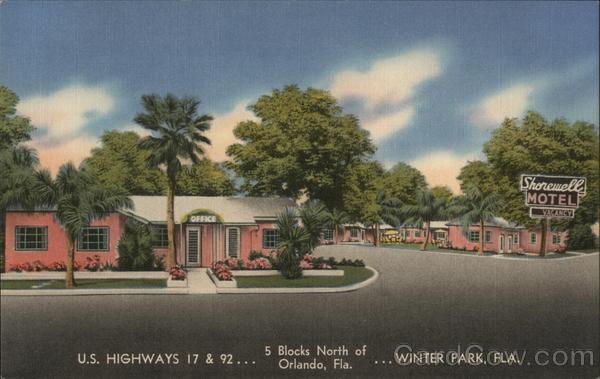 Shorewell Motel