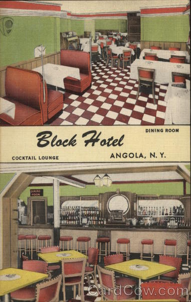 Block Hotel Angola New York