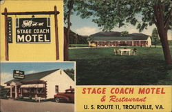 Stage Coach Motel and Restaurant