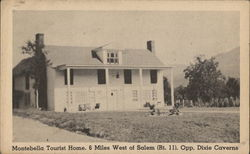 Montebella Tourist Home, 6 Miles West of Salem