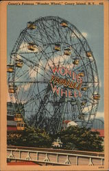 "Coney's Famous ""Wonder Wheel"""