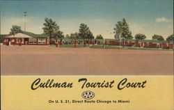 Cullman Tourist Court
