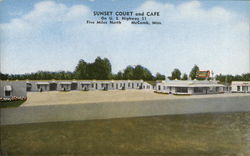 Sunset Court and Cafe
