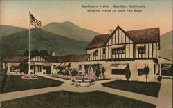 Bueltmore Hotel Postcard
