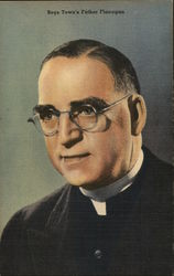 Boys Town's Father Flanagan