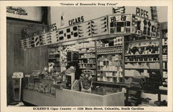 Eckerd's Cigar Counter, Drug Store