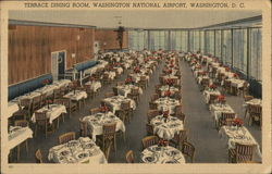 Terrace Dining Room, Washington National Airport