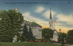 Upper Campus, Middlebury College