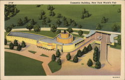 Cosmetics Building, New York World's Fair