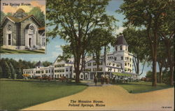 The Mansion House Postcard