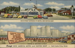 New America Motel and Coffee Shop