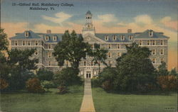 Gillford Hall, Middlebury College