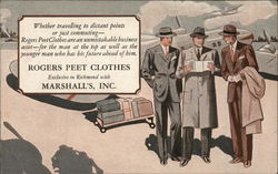 Rogers Peet Clothes by Marshall's Inc.