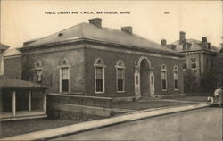 Public Library and Y.W.C.A.