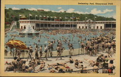 Swimming Pool, Kennywood Park