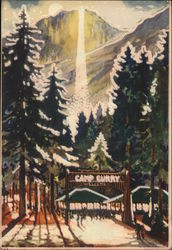 Fire Fall, Camp Curry