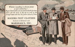 Rogers Peet Clothes, Marshall's, Inc.