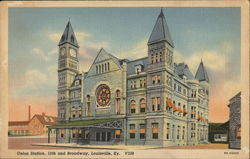 Union Station, 10th and Broadway