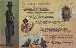 The Darkey Preacher