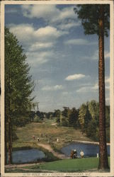12th Hole No. 1 Course