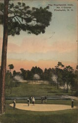 The Fourteenth Hole, No. 3 Course