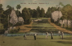 14th Hole No. 3 Course