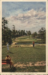 14th Hole, No. 3 Course