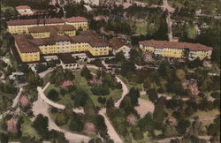 Air View of Carolina Hotel