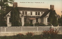 Residence of Nat Hurd