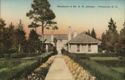 Residence of Mr. E.R. Johnson