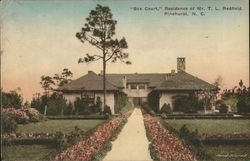 Box Court, Residence of Mr. T.L. Redfield