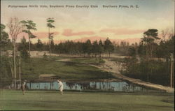 Picturesque Ninth Hole, Southern Pines Country Club