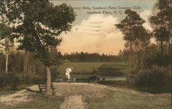 A Sporty Hole, Southern Pines Country Club