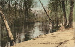 The Lumbee River, Near Southern Pines, N. C.