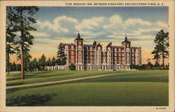 Pine Needles Inn, Between Pinehurst and Southern Pines, NC