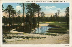 Water Hazard, Pine Needles Golf Course