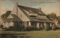 H. A. Page Jr. Residence