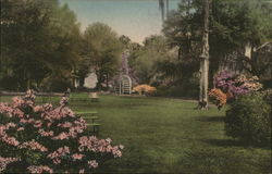 A Part of the Gardens, The Carolina Inn