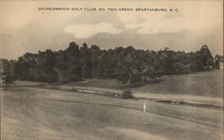 Shoresbrook Golf Club, No Two Green
