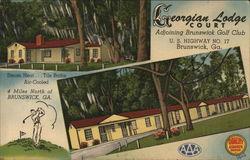 Georgian Lodge Court