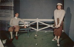 "Robert Tyre ""Bobby"" Jones & Mildred ""Babe"" Didrickson Zaharias"