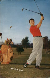 Golfer, Paul Hahn