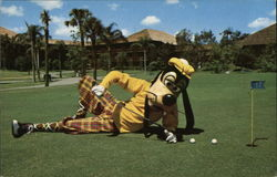 A Goofy Way to Putt
