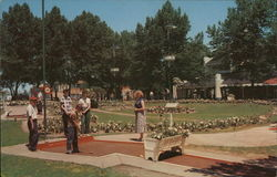 Miniature Golf Course, Kennywood Park