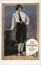 Paul Jones Knickers for Outdoor Wear
