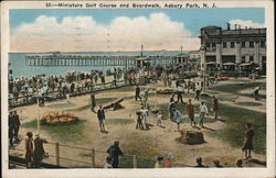 Miniature Golf Course and Boardwalk